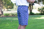 Birdies & Bows Men's Short Game Shorts- Lots of Balls