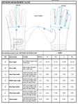Nailed Luxury Fuschia Golf Glove (Standard Sizing)