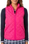 Golftini Hot Pink Wind Vest
