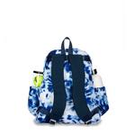 Ame & Lulu Game On Tennis Backpack - Navy Tie Dye