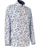 Abacus Sportswear Black/White Ganton Wind Jacket