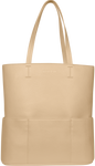 SportsChic Women's Vegan Tote Bag - Coriander
