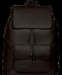 SportsChic Women's Vegan Maxi Backpack Black