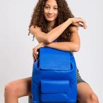 SportsChic Women's Vegan Maxi Backpack