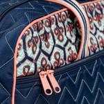 cinda b Multipurpose Duffel Zipper Trolley Sleeve