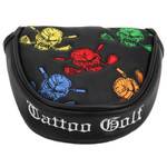 Tattoo Golf Golf Putter Cover -Two Ball / Mallet Style