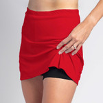 Shorts fabric features fantastic wick-away treatment for quick dry during intense perspiration, ventilation and breathability increasing air flow to keep you cool, antibacterial quality with odor resistance, and UPF 50 all day sun protection, all created in an environmentally friendly process