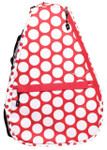 Ta Dot! Tennis Backpack Front