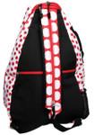 Ta Dot! Tennis Backpack Back