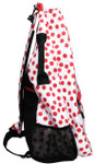 Ta Dot! Tennis Backpack Side