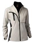 Glen Echo Stone Women's Stretch Tech Rain Jacket