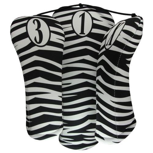 Beejo Zebra Club Cover Set