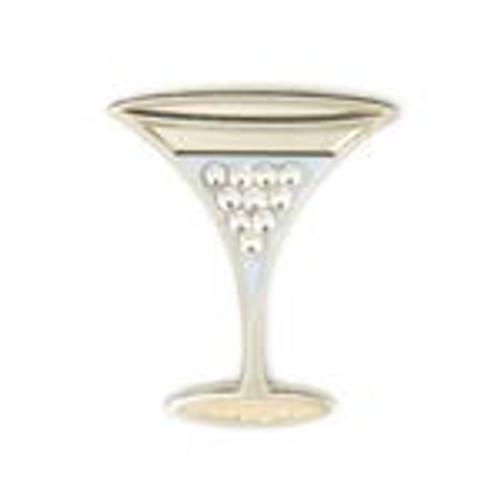 Bonjoc Martini Swarovski Crystal Ball Marker