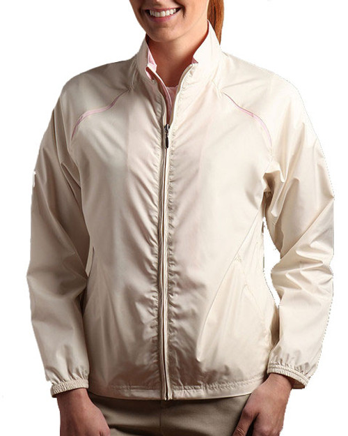 Glen Echo Khaki Women's Ultra Lightweight Water Repellent Jacket