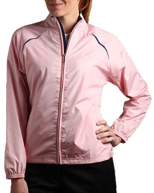 Glen Echo Pink Women's Ultra Lightweight Water Repellent Jacket
