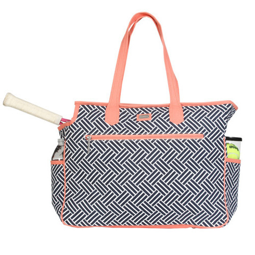 Ame & Lulu Nantasket Tennis Court Bag