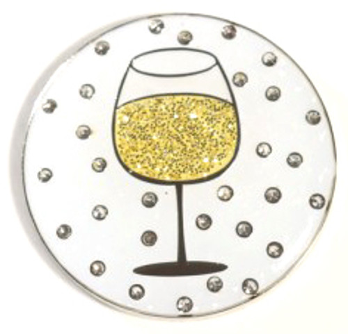Wine Glass Ball Marker Only