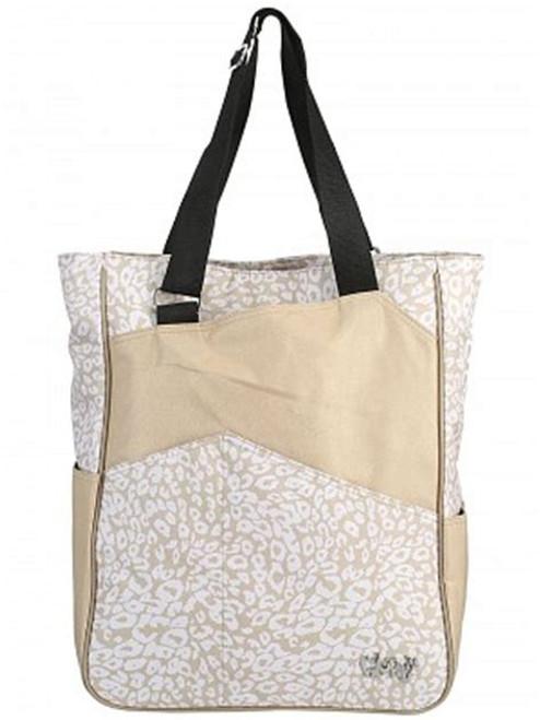 Glove It Uptown Cheetah Tennis Tote Bag