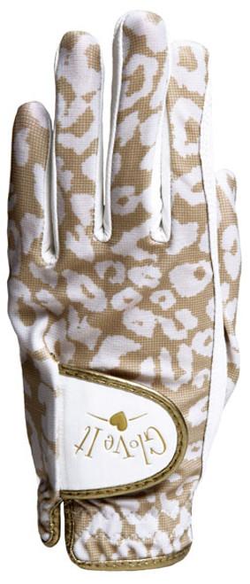 Glove It Uptown Cheetah Ladies Golf Glove