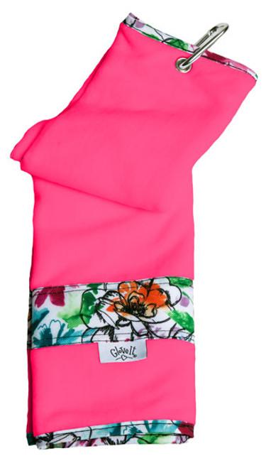 Glove It Garden Party Ladies Golf Towel