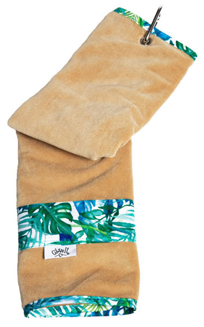 Glove It Jungle Fever Ladies Golf Towel