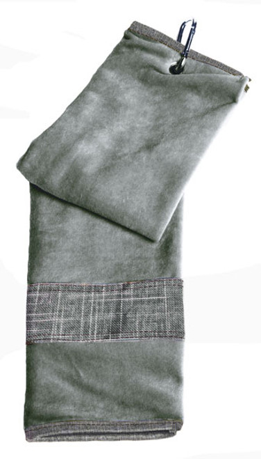 Glove It Silver Lining Ladies Golf Towel