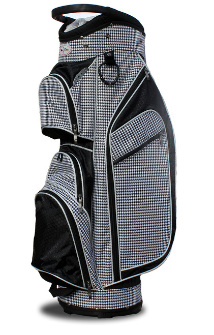 Taboo Fashions Monaco Timeless Noir Ladies Golf Bag