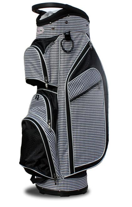 Taboo Fashions Monaco Timeless Noir Ladies Golf Bag