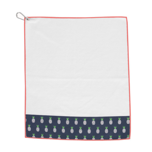A&L Pineapple Golf Towel