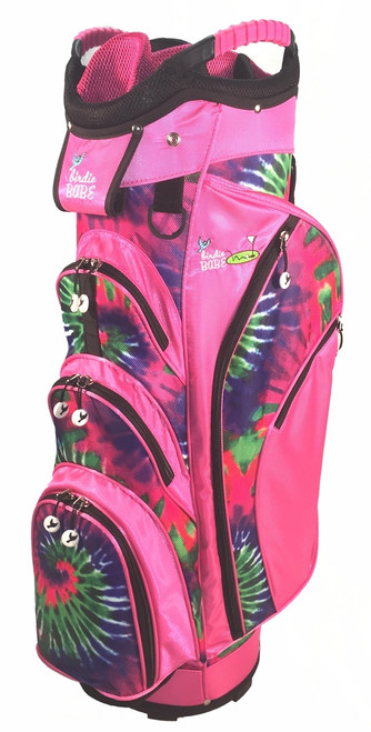 Birdie Babe Pinkadelic Ladies Golf Bag