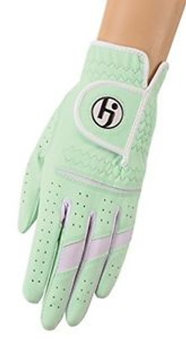 HJ Glove Gripper Mint Ladies Golf Glove