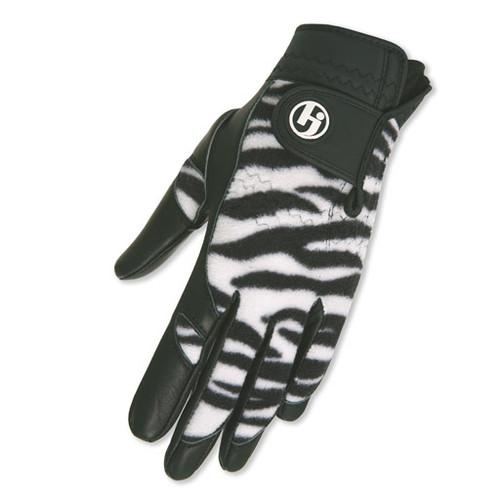 HJ Glove Zebra Ladies Winter Gloves (pair)