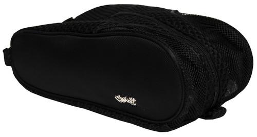 Glove It Black Mesh Ladies Shoe Bag