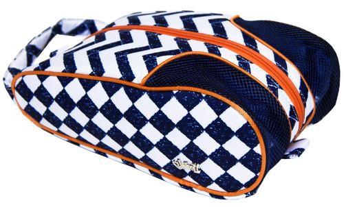 Glove It Coastal Tile Ladies Shoe Bag