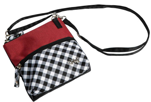 Glove It Checkmate Zip Golf Accessory Bag