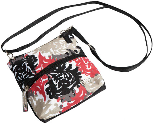 Glove It Coral Reef Zip Golf Accessory Bag