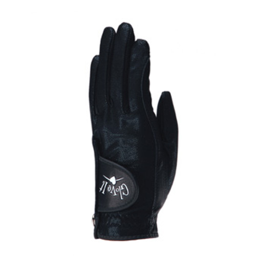 Glove It Black Full Finger Ladies Golf Glove