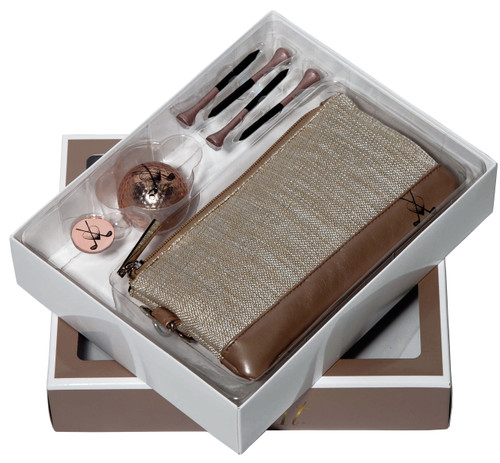 Glove It Rose Gold Golf Gift Box