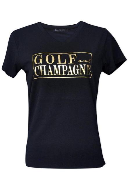 Bump & Run Golf and Champagne Tee