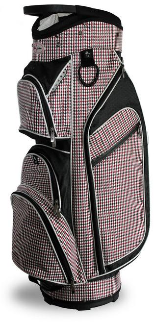 Taboo Fashions Monaco Checkmate Ladies Golf Bag