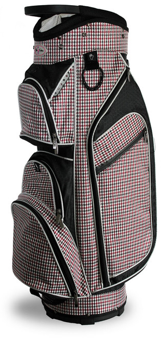 Taboo Fashions Monaco Checkmate Ladies Golf Bag
