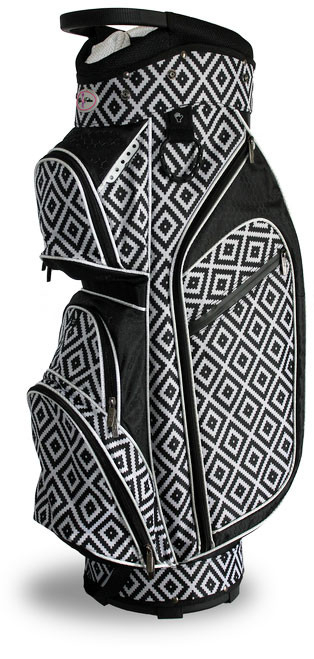 Taboo Fashions Monaco Classic Chiq Ladies Golf Bag