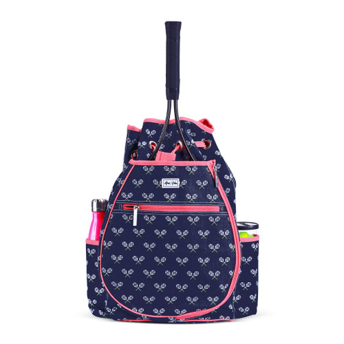 Ame & Lulu Kingsley Tennis Backpack - Match Point