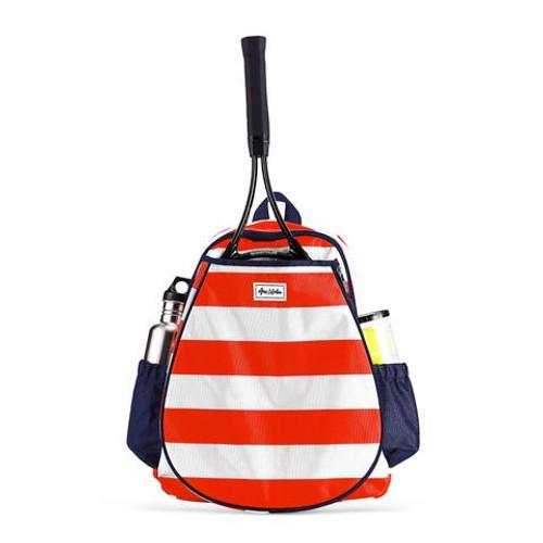 Ame & Lulu Game On Tennis Backpack - Sailor