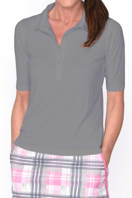 Golftini Elbow Grey Tech Top