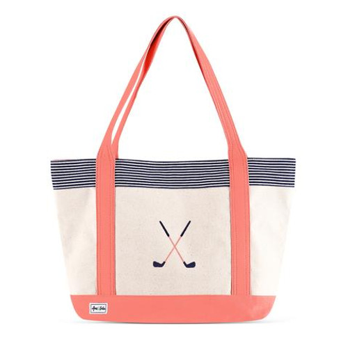 A&L Blaine Golf Lovers Tote