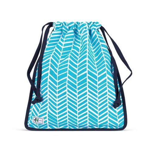 A&L Surf Drawstring Shoe Bag