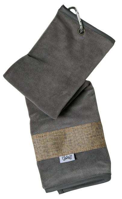 Glove It Mixed Metals Ladies Golf Towel