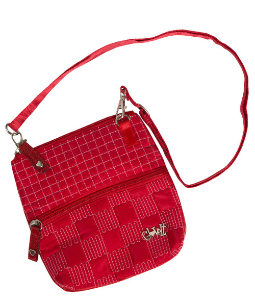 Glove It Lady in Red Zip Golf Accessory Bag