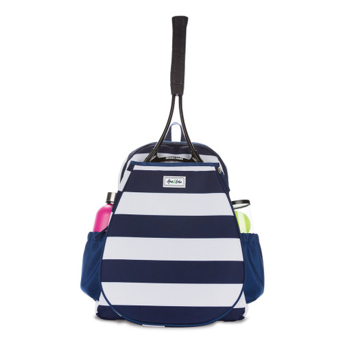 Ame & Lulu Game On Tennis Backpack - Captain
